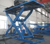 Ce 2.5 Ton Lift Table Car Lifter Scissor Lift (AAE-MS130.2535)
