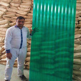 Greenhouse Shed Roof Cover Flexible Transparent FRP Corrugated Sheet