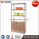 Hot Sale 1 Wooden Door 3 Drawers Living Room Cabinet with 3 Tier Storage Shelf