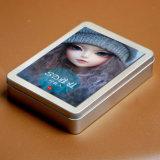 Rectangle Name Card Tin Box