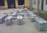 Aluminium Ingot Pure 99.7% Factory Price