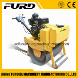 Manual Vibration Single Drum Roller for Asphalt Paving Work (FYL-700)