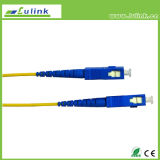 Single Mode Sc/FC/LC Optic Fiber Cable, Fiber Patch Cord