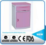 Plastic Factory ABS Bedside Cabinet for Sickroom