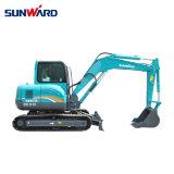 Sunward Swe80e9 Excavator Mini Soil Digging Machinery on Sale