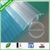 100% Lexan Virgin Material Polycarbonate Snap Profiles PC Sheets Accessory Connectors