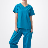 2017 Scrub Suit Designs Wholesale Doctor Uniform Medical Scrubs China