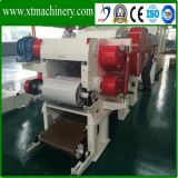 Technical Matured, Profession Drum Pattern Wood Chipper Machine