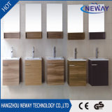 Wall Mounted Small Melamine Chinese Bathroom Vanity