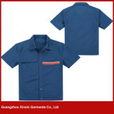 Customized Good Quality Men Women Work Apparel Supplier (W93)