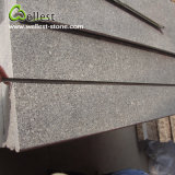 Natural Stone G603 Grey Granite Polished Treads Riser Step Staircase with Bullnose Edge