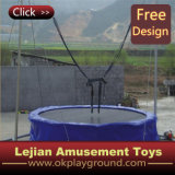 Ce Lowest Price Jumping Festivial Bungee Trampoline