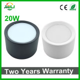 Good Quality 20W SMD5730 LED Downlight with White/Black Painting