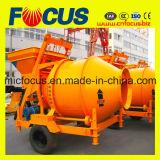 Jzc350 Hot Sale Rotary Drum Type Concrete Mixer Construction Machine