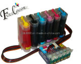 6 Color CISS with Sublimation Ink for Epson T50 T60 Tx700W Tx800fw