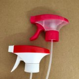 Factory Bulk Price Double Cover Double Shroud High Class Quality High Press Spray Nozzle Plastic Trigger Sprayer