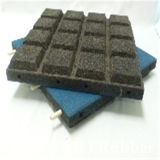 Rubber Floor Mat/Pin-Hole Rubber Floor Mat