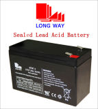 Sealed Rechargeable Lead-Acid Battery (6FM7.2)