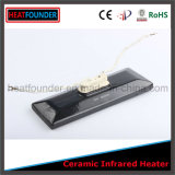 Electric Ceramic Infrared Heater Plate with Thermocouple