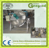 Full Stainless Steel Steam Jacketed Kettle