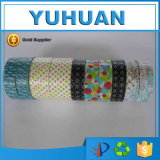 Colorful Decoration Washi Tape From Kunshan Factory
