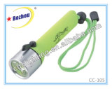 LED Powerful Flashlight Torch, Rechargeable Portable Flashlight Torch