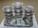 F5516 Aluminum Foil Tray Cup Cake Cups
