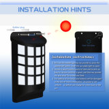 Solar Landscape Light Easy to Install and Light up All Night Long