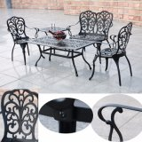 Garden Furniture Set Metal Outdoor Sofa and Tables