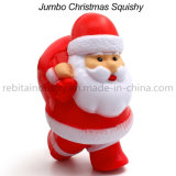 Funny Jumbo PU Slow Rising Squishies Christmas Decoration Squeeze Kids Toy for Gift