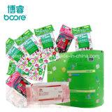 Printed PE/Pet/ Laminated Food Packaging Plastic Film Wasabi Paste Sachet 5g