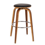 Modern Wooden Look Hotel Banquet High Bar Chair (FS-WB1712)