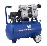 550W 24L 8bar Oil Free Air Compressor (GDG24)