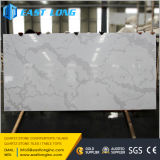 Engineered Artificial Quartz Stone Slabs for Bathroom Countertop
