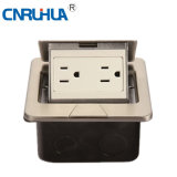 Multi Funtional OEM Worldwide American Two-Way Floor Socket