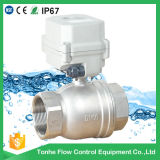 A150-T50-S2-B 2 Inch Stainless Steel Motorized Valve with Manual Override