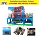 Large Capacity Scrap Tire Shredder with Ce ISO
