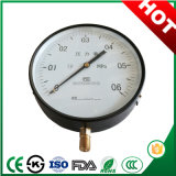 200mm General Pressure Gauge with Bottom Connection