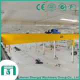 Explosion Proof Electric Hoist Double Girder Bridge Crane 20/5 Ton