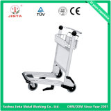 Factory Wholesale 3 Wheels Aluminum Alloy Airport Trolley (JT-SA02)