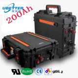 12V100ah 12V200ah Lithium Ion Battery Pack LiFePO4 Battery Pack