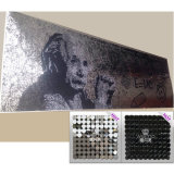 Sequin Glitter Shimmer Outdoor Wall Decoration