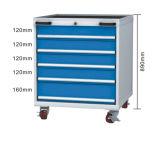 Heavy Duty Storage Metal Tool Cabinet