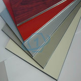High Rigidity Aluminium Composite Panel for Outdoor Building Materials