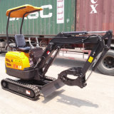 Rhinoceros Mini Excavator Xn16 with Yan Mar Engine