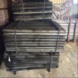 Black Bitumen 1650mm Star Picket/Australia Y Fence Post/Steel Fence Post