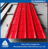 Galvanized Color Steel Sheet or Plate for Roofing and Wall System