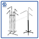 Metal Wholesale Garment Display Rack Clothing Shelf