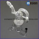 Smoking Pipe Glass Teapot Atomizer (MP4)