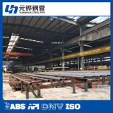 Seamless Steel Pipe for Concrete Travel